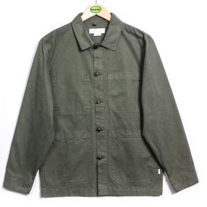 Edmmond Iro Jacket - Plain Khaki