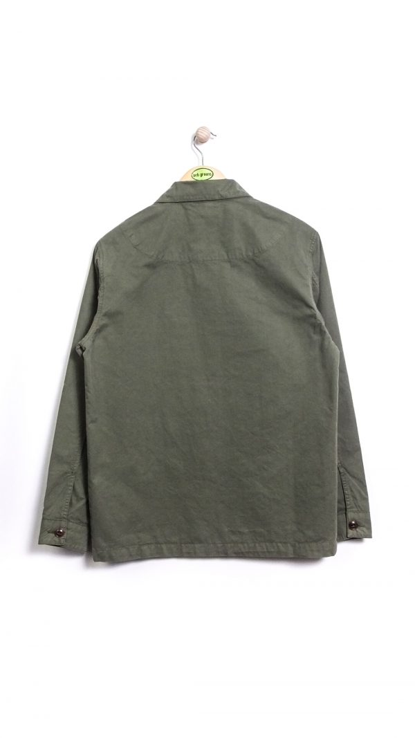 Edmmond Iro Jacket - Plain Khaki