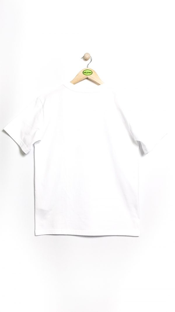 Armor-Lux MC Sérigraphié Héritage T-Shirt - White