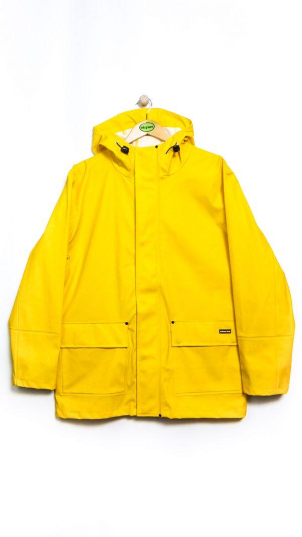 Armor Lux Raincoat - Yellow