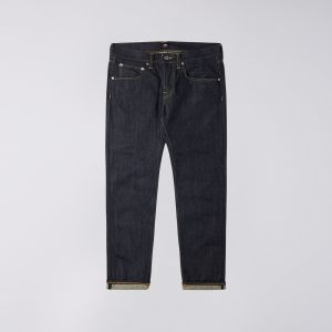 Edwin ED-55 63 Rainbow Selvage Denim - Unwashed