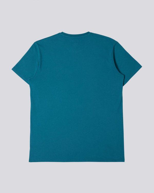 Edwin Japanese Sun T-Shirt - Saxony Blue