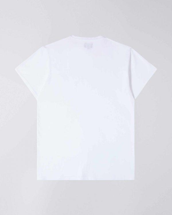 Edwin Pocket T-Shirt - White