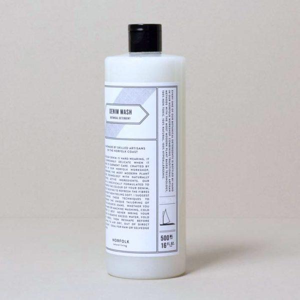 Norfolk Natural Living Denim Wash - Unscented - 500ml