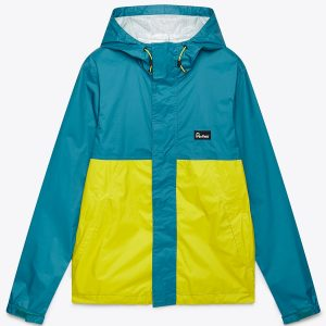 Penfield Rifton Jacket - Citrus Green Dark Teal