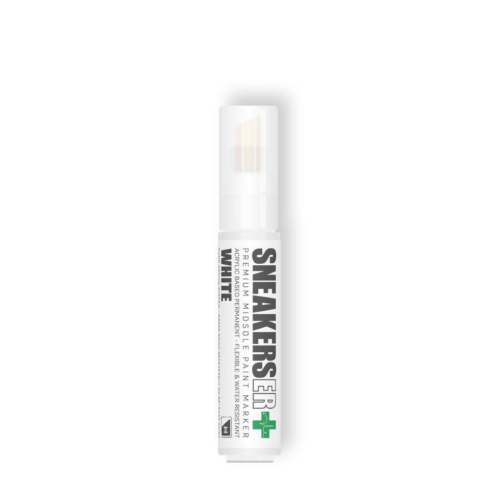 Sneakers ER White Midsole Paint Marker