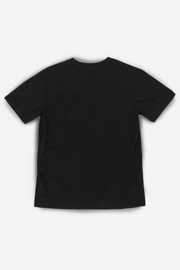 WAWWA Recycled Pocket T-Shirt - Black