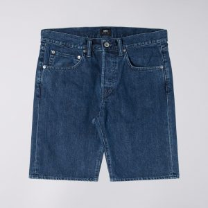 Edwin ED-55 Short Kingston Blue Denim - Topias Wash