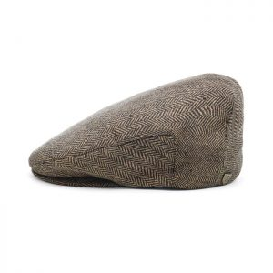 Brixton HOOLIGAN SNAP CAP - brown/khaki Large