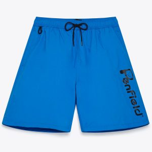 Penfield Rossiter Shorts - Bright Blue