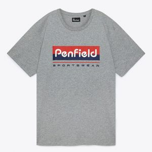 Penfield Kenmore T-shirt - Grey Marl