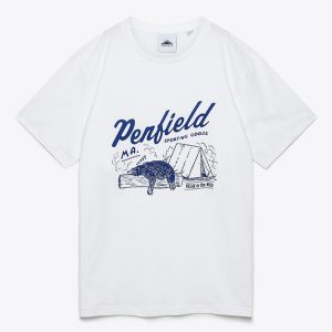 Penfield Hubbard T-shirt - White