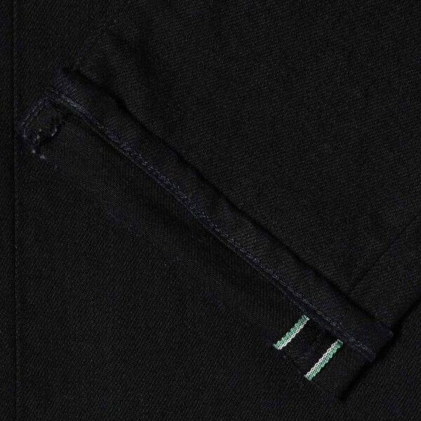 Edwin Made In Japan Slim Tapered Jeans - Black