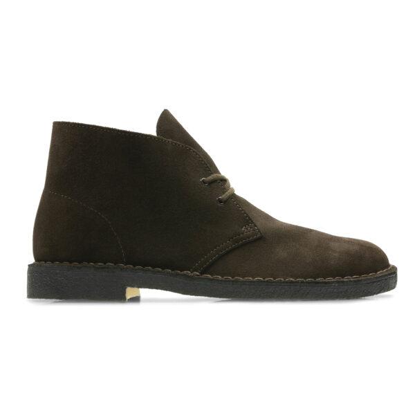Desert Boot - Brown Suede
