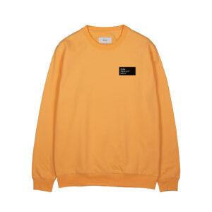 Pontus Light Sweatshirt - Marigold