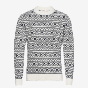 Armor Lux Jacquard Sweater