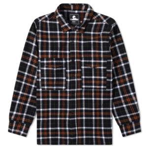 Edwin Big shirt_blackuniform